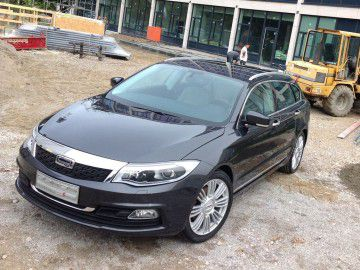 Qoros 3 Estate (Корос 3 астейт)