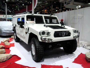 DongFeng EQ2040 Brave Soldier (ДонгФенг EQ2040)