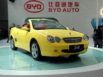 BYD S8 (БИД С8)