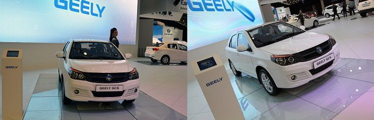 Geely Emgrand GC6