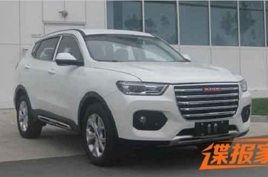 Haval F6 Red Label