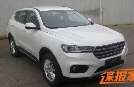 Haval F6 Blue Label
