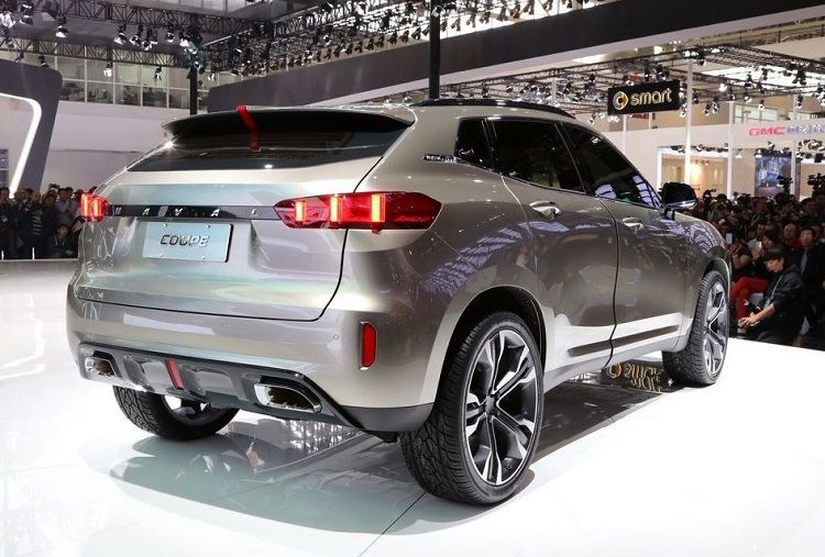 Haval Coupe